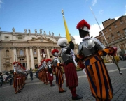 <<enter caption here>> at St. Peter's Square on April 8, 2012 in Vatican City, Vatican.