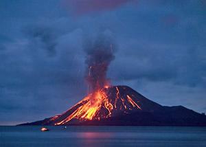 Vulc o em erup o na isl ndia lava e ativos meio ambiente cultura mix - Que hay en portugal ...
