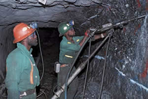 method of copper minning in zambia