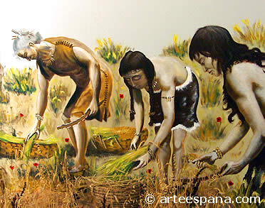 paleo indians the agricultural revolution Going paleo in malaysia the agricultural revolution began 10,000 years ago- just a drop in the bucket compared a group of indians came across joggers.