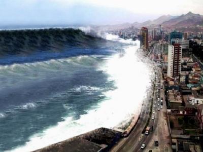 Alerta De Tsunamis