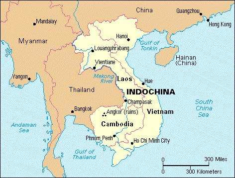 a biography of indochina made up of laos cambodia and vietnam Southeast asia tours: vietnam, cambodia, laos  cambodia, laos, thailand, myanmar, burma, indochina  reasons that have made the country so popular as a.
