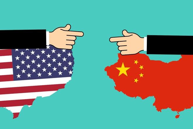 Imagem Retratando a Guerra Fria Entre EUA e URSS